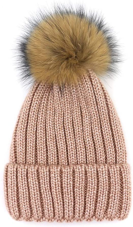2021 autumn and winter new Rcsinway Ladies Winter Warm Knitted Autumn Knit h and Choice hat