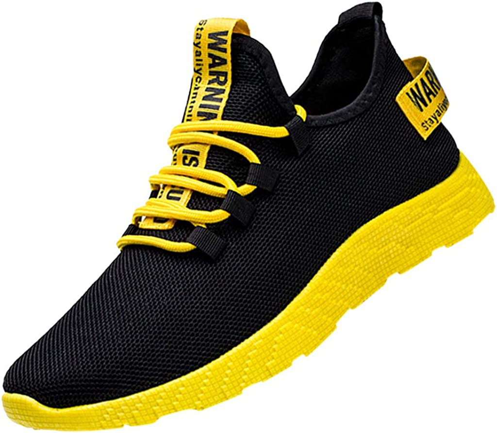 Reservation Men Running Shoes Mesh Breathable Tourist Lace-Up Athletic Cheap mail order shopping