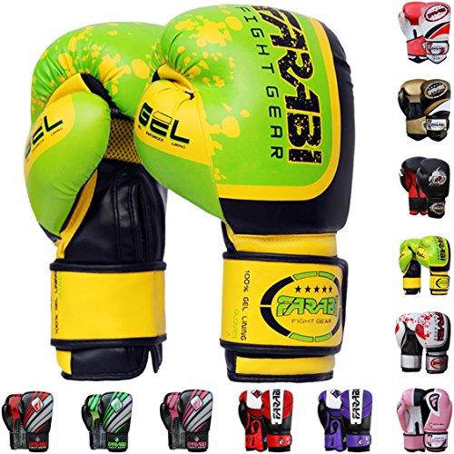 RDX MMA Focus Pads Pratze KickBoxen Pratzen Kampfsport Mitts  MartialArt W NL