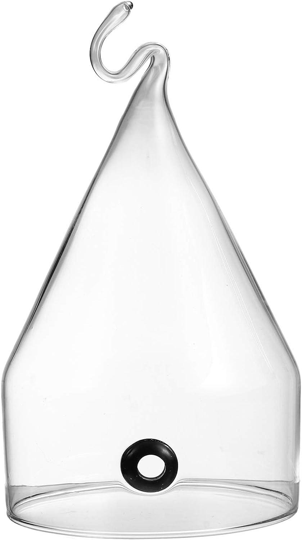 Cabilock Clear Cheap super special price Dome Cake Cover Smoking C Ultra-Cheap Deals Glass Cloche
