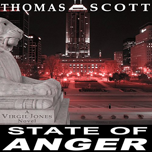 State of Anger: A Virgil Jones Mystery audiobook cover art