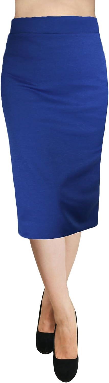 ShopMyTrend Women's Bodycon Pencil Skirt