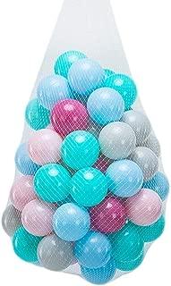 LIUFS-オーシャンボール 子供のオーシャンボールカラーボール厚み付け弾性波ボールおもちゃのボールプール屋内ホーム厚みの7センチメートル弾性オーシャンボール (Size : 200)