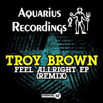 Feel Allright EP (Remix)