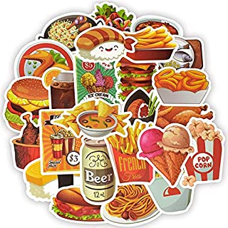 Best food laptop stickers Reviews