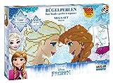 Craze 54384–Rainbow beadys cuentas Mega Set Disney Frozen Incluye Accesorios, 7500perlas, color azul , Modelos/colores Surtidos, 1 Unidad