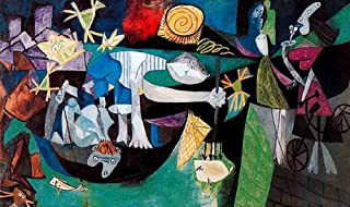 Best picasso night fishing at antibes 1939 Reviews