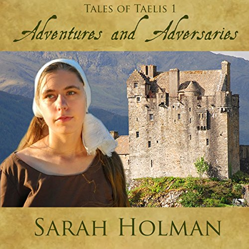 Adventures and Adversities audiobook cover art