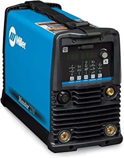 Miller Electric, 907684, TIG Welder, 26/6A, 38 lb, 1 to 210A