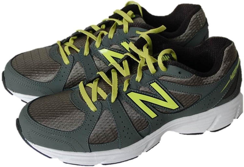 Nya balenskursen för mäns mäns mäns löpning i friidrödt, grå, ME421GL1, 10 US Medium  bästa rykte