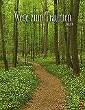 Wege zum Träumen - Kalender 2021 - Heye-Verlag - Posterkalender mit träumerischen Fotos - Wandkalender - 34 cm x 44 cm