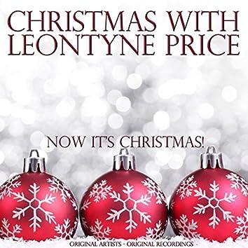 Christmas With: Leontyne Price