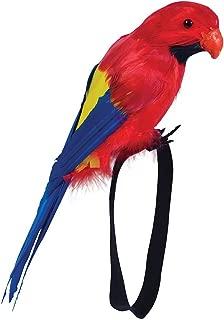 Bristol Novelty BA351 Feather Wrist Parrot, One Size