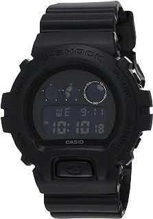 Casio G-Shock Men`s Black Out Basic Series All Black Resin Watch DW6900BB-1