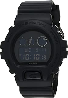 G-Shock Men's Black Out Basic Series All Black Resin Watch DW6900BB-1