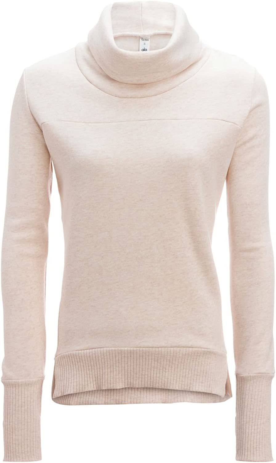ALO Womens Haze Long Sleeve Top