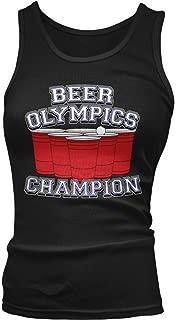 Junior's Beer Olympics Champ Tank Top