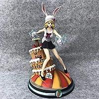 ワンピースアニメイラストモデルニンジン像ハンドメイドデコレーションコレクター子供おもちゃ32cm、サイズ:32cm yuechuang
