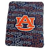 Logo Brands NCAA Auburn Tigers Classic Fleece, One Size
