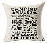 FELENIW Retro Camping...image