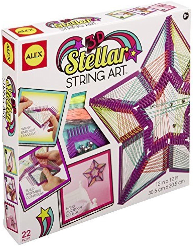 ALEX Toys Craft 3D Stellar String Art by ALEX Toys