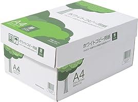 APP 高白色 ホワイトコピー用紙 A4 白色度93% 紙厚0.09mm 5000枚(500枚×10冊) PEFC認証