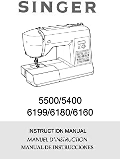 singer 6180 manual
