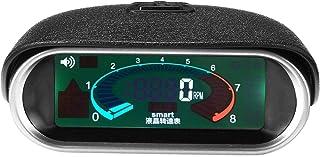 TOOGOO Auto Universal 50 9999 RPM Drehzahlmesser LCD Digital Anzeige Motor Drehzahlmesser Boot LKW LCD Bildschirm Drehzahlmesser