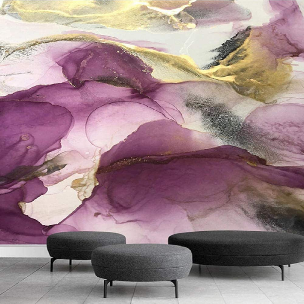 Pbldb Custom Wallpaper Modern Abstract Max 58% Cash special price OFF Artistic Hand-Painted Lin