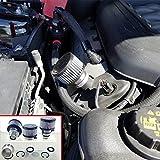 UPR Billet One-Way Valve Cover Crankcase Breather Kit V8 Diesel Ecoboost 3.5