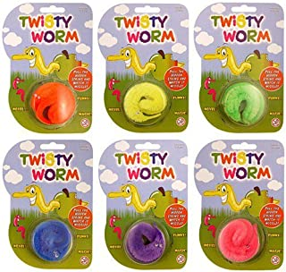Twisty Magic Worm