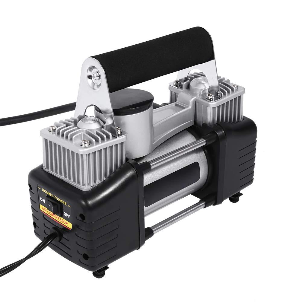 Qiilu Portable Cylinder Compressor Inflator