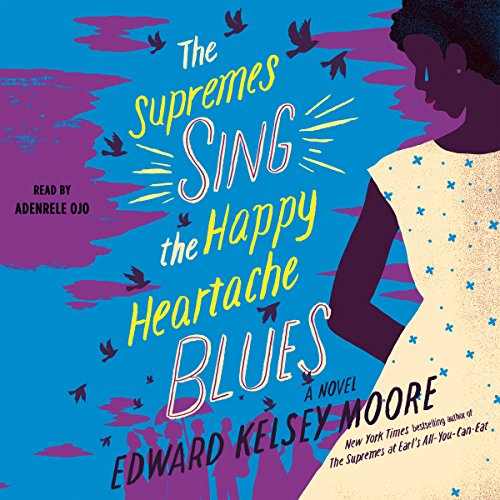 The Supremes Sing the Happy Heartache Blues audiobook cover art
