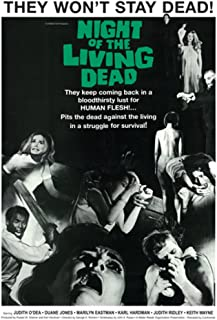 Night of The Living Dead Movie Poster 24