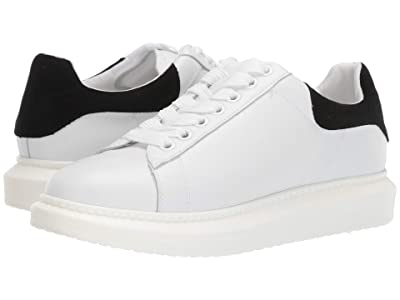 Steve Madden Frosted (White/Black) Men
