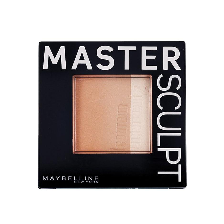 事故ジャベスウィルソン味わうMaybelline Master Sculpt Countouring Palette Light Medium 01