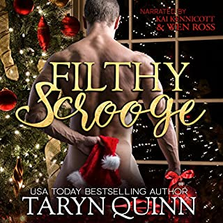 Filthy Scrooge cover art