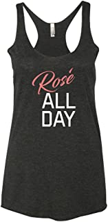 Panoware Women's Graphic Tank Top | Rosè All Day