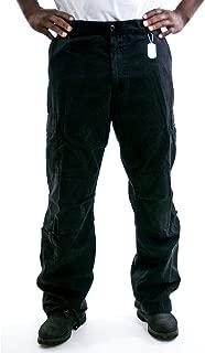 Best black vintage paratrooper cargo pants Reviews
