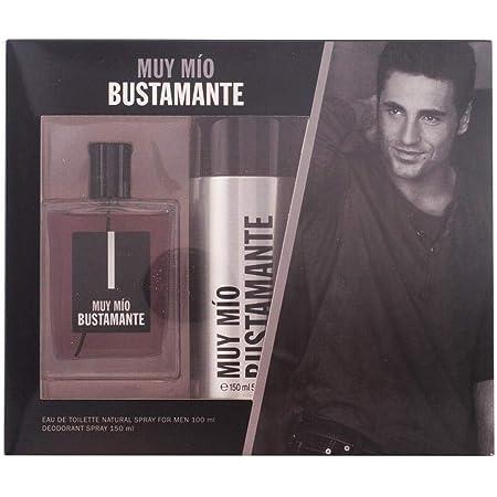 Bustamante Muy Mio Set De Agua De Colonia Y Desodorante 250 Ml Amazon Es Belleza