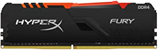 HyperX Fury RGB 32GB 3600MHz DDR4 CL18 DIMM Single Stick HX436C18FB3A/32