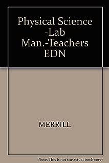 Physical Science -Lab Man.-Teachers EDN