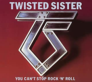Twisted Sister - You Can't Stop Rock 'N' Roll (CD)