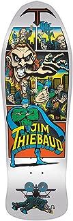 SMA Re-Issue Skateboard Old School Deck Thiebaud Joker White 10