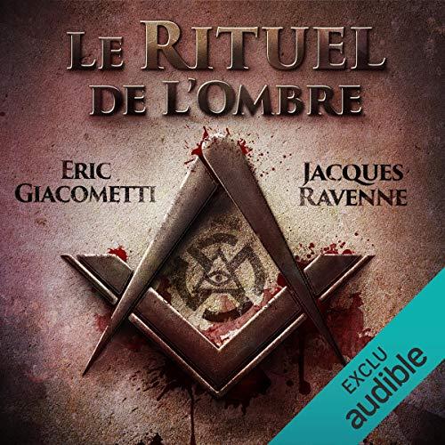 Le rituel de l'ombre audiobook cover art