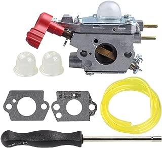Savior 753-06288 Carburetor for Zama C1U-P27 Troy Bilt TB2044XP Carburetor MS2550 MS2560 MS9900 RM430 Yard Machine Trimmer
