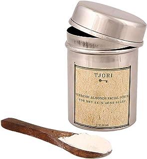 Tjori Gurbandi Almonds Facial Scrub For Dry skin Acne Scars 50 gm