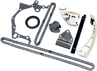 IFEP Engine Timing Chain Kit, Aftermarket Replacement Fit 96-09 Chevrolet Tracker 2.0 J20A | Suzuki Vitara, SX4, Esteem, Aerio, Sidekick Sport J18A J20A W/O Gear, With Gasket & Seal