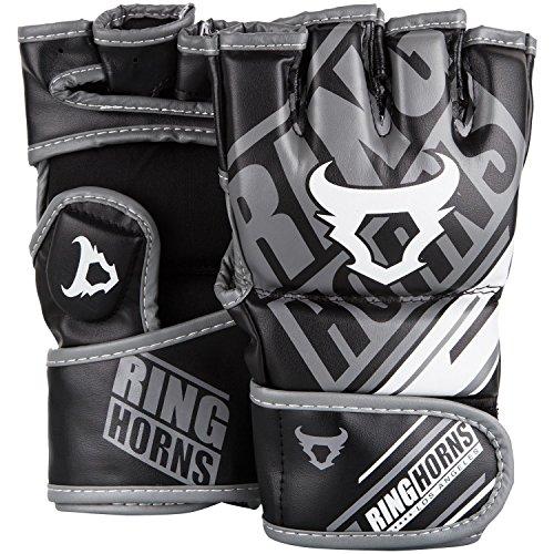 Ringhorns Nitro MMA Handschuhe, Schwarz, S