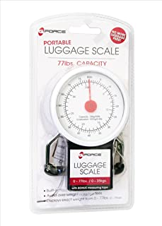 Portable Luggage Scale with Tape Measure